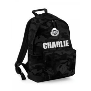 Call of Duty Backpack - Black Camo