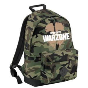 Call of Duty War Zone Backpack - Camo