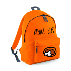 Kinda Sus Backpack