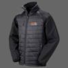 Padded Softshell Jacket - workwear ni