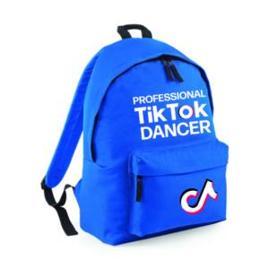 'Professional Tik Tok Dancer' Backpack