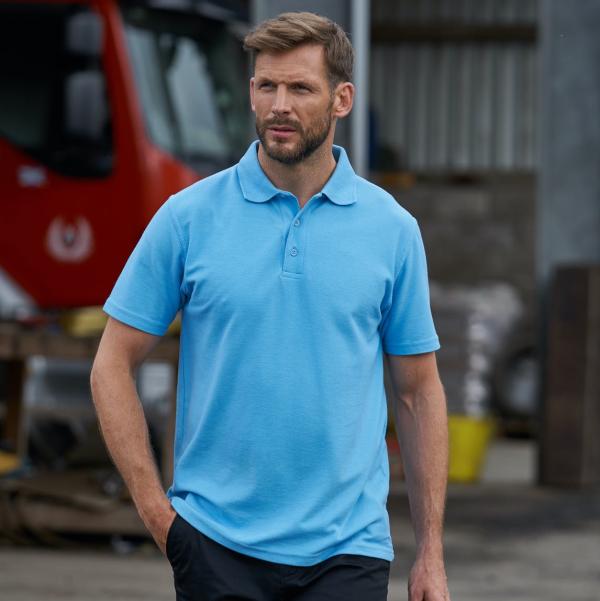 Workwear Polo Sky Blue