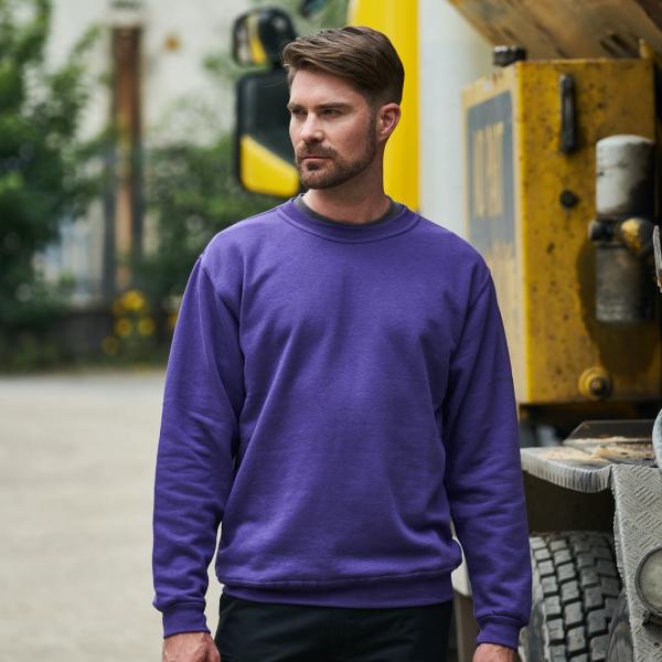 Workwear Sweatshirt Blue