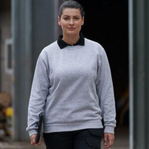 workwear Sweatshirt grey